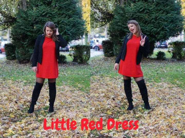 Little Red Dress ❤💃