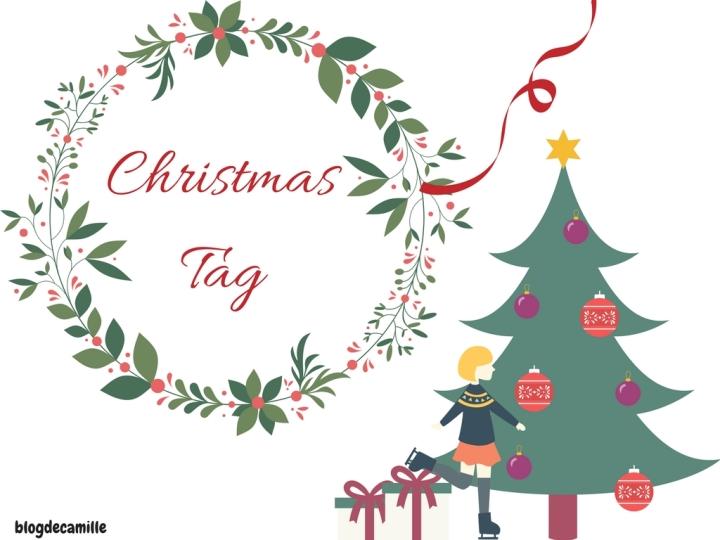 Christmas Tag // Tag de Noël🎅