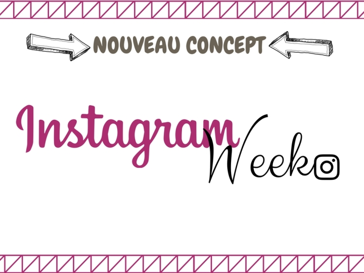 Instagram Week 📷