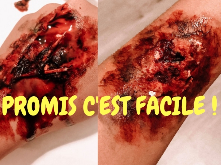 Maquillages effrayants pour halloween faciles !😱😱